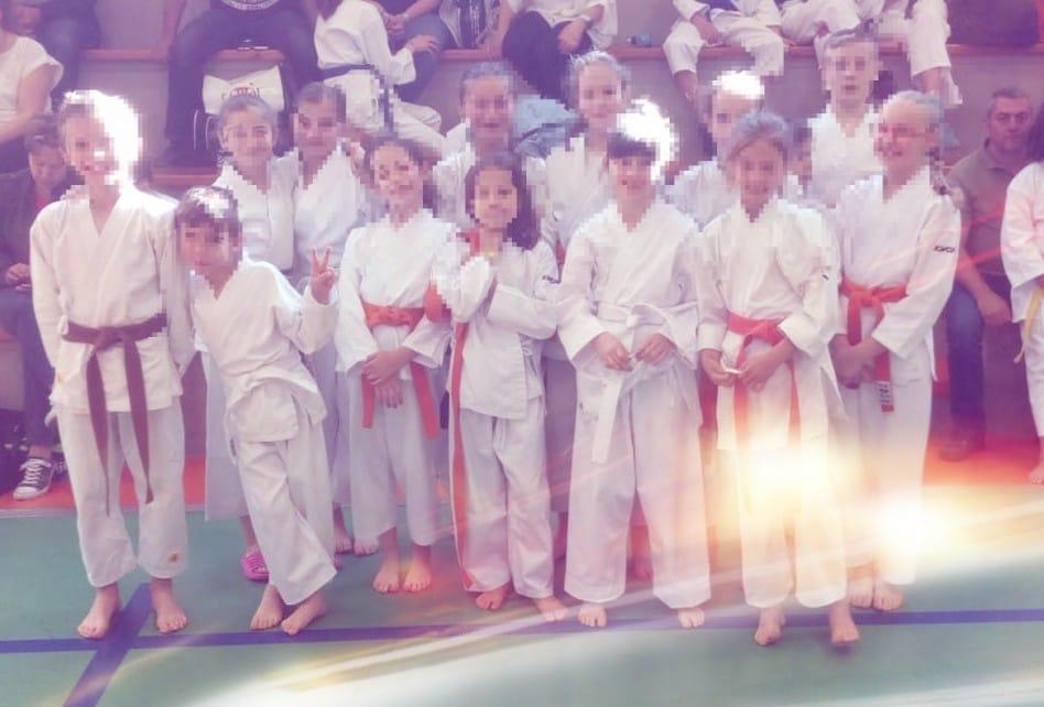 Karate Nuove Cinture